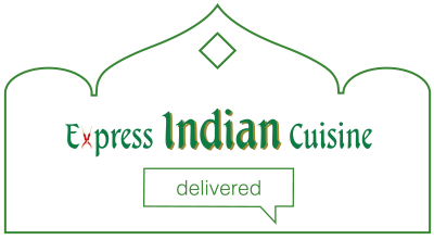 Express Indian Cuisine Delivered Logo