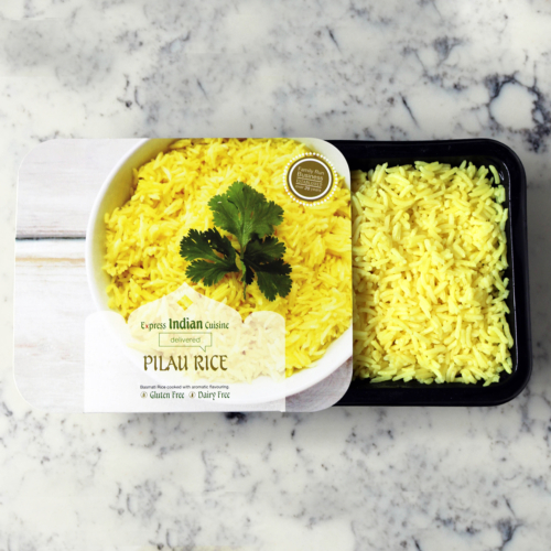 Pilau Rice-Indian Food